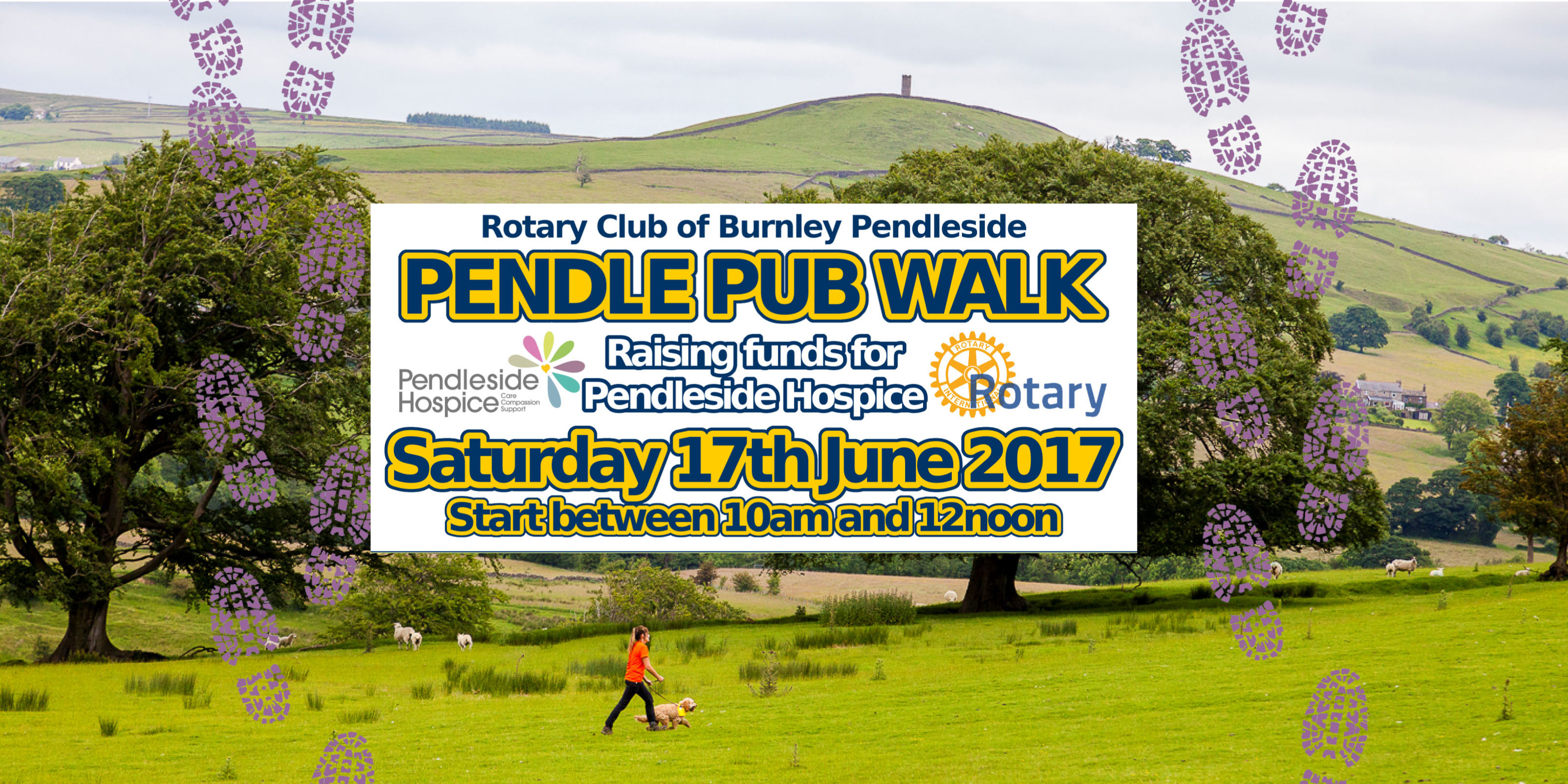 2017 Pendle Pub Walk cover