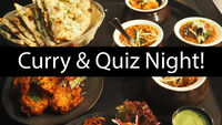 Quiz and Curry Night £35  - Colne Networking
