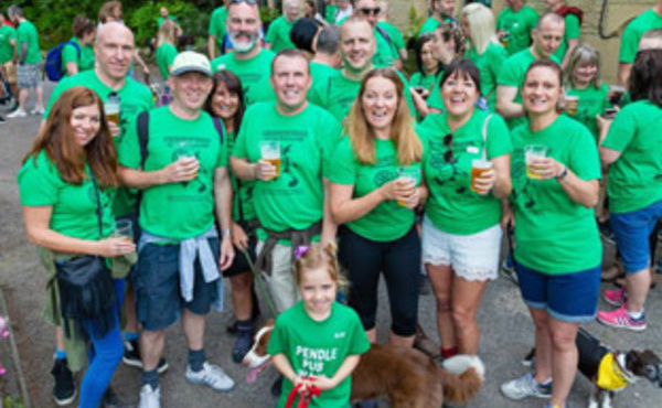 Pendle Pub Walk 2018