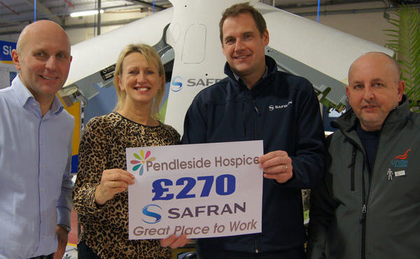 Safran Burnley  - a great place to work