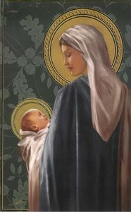 Mary and Child (New)