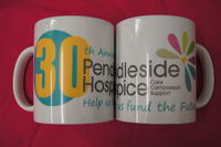 Pendleside 30th Anniversary Mug
