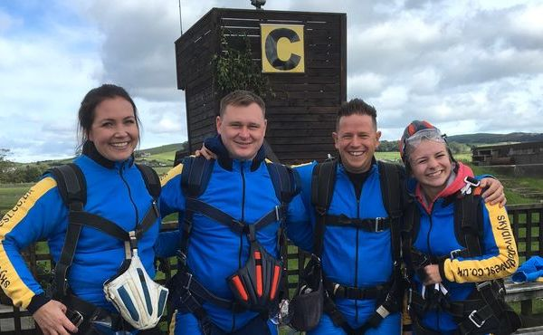 The sky's the limit for brave acdc staff