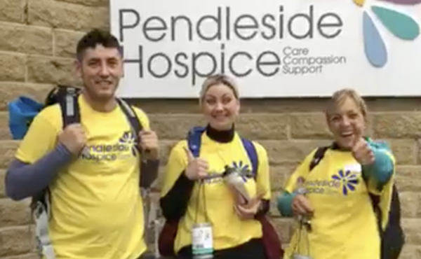 Best foot forward for Pendle to Kendal walkers