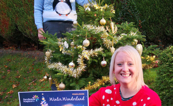 Be part of a tree-mendous winter wonderland