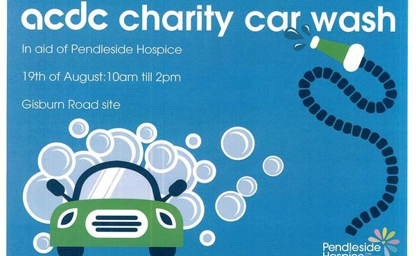 ACDC Charity Car Wash