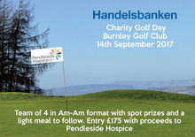 Handelsbanken Golf Flyer small