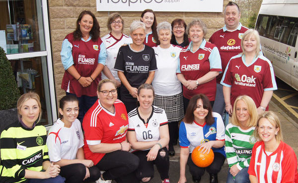 Pendleside Joins in Wear Your Shirt Day