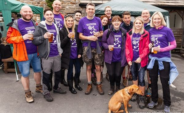 Pendle Pub Walk 2020