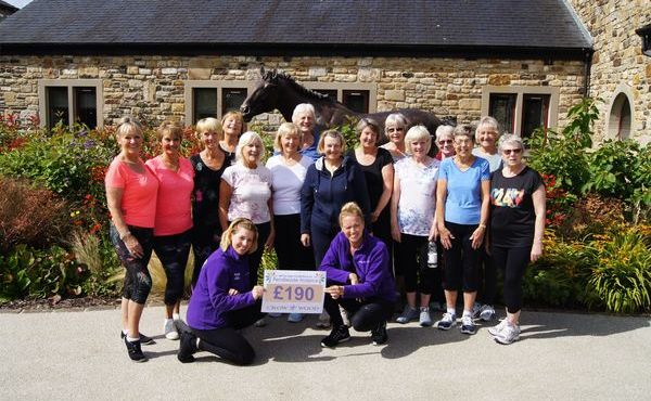 Crow Wood Coffee Aerobics Support Pendleside
