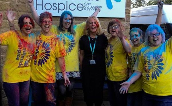 BURNLEY COLOUR DASH