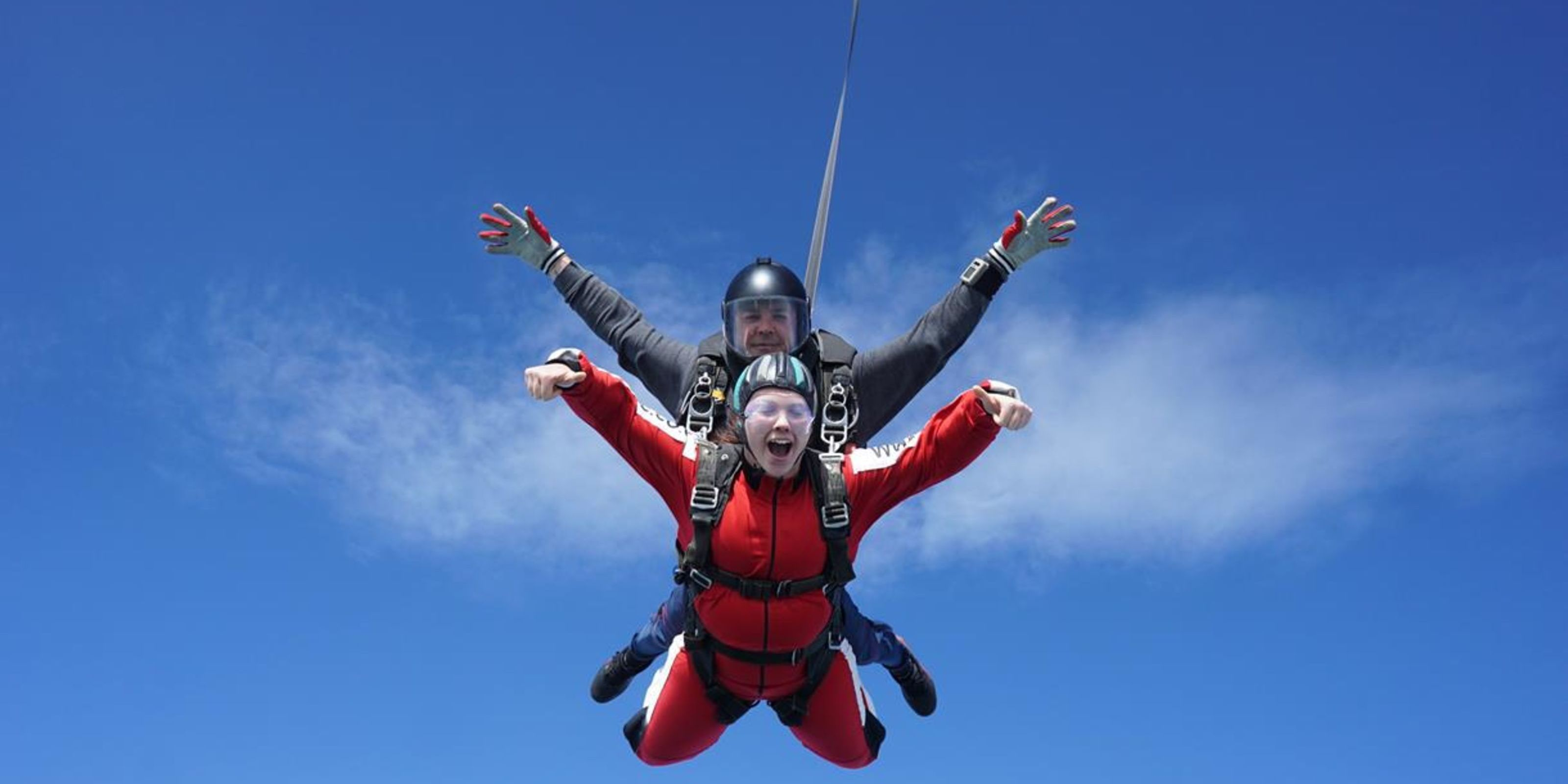 Pendleside Hospice Skydive