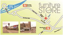 Furniture Store Map