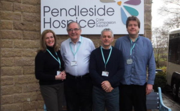 Pendleside Lends a Friendly Ear