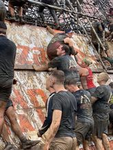 Daniel Armitage Tough Mudder