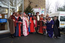 Pendleside Medieval Party