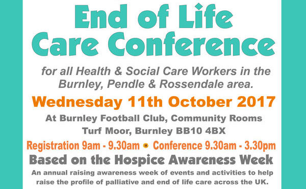 End of Life Care Conference 2017