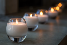 Wellbeing candles