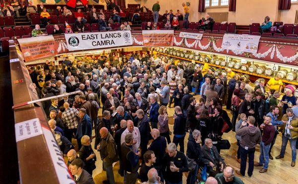 Pendle Beer Festival